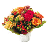Bouquet de fleurs livr en 4 heures : AMBRE