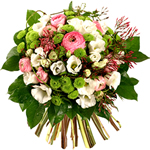 Bouquet de fleurs livr en 4 heures : REVE
